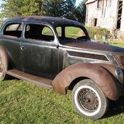 1937 ford slantback sedan for sale in johnson city texas for 1937 ford 2 door slant back