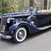 1937 Packard 120 Convertible Sedan for sale in Taneytown