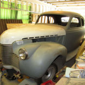 1932 Chevrolet 5 Window Coupe Project 32 Hot Rat Rod Body