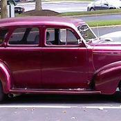 Classic 1940 chevy 2 door sedan for 1940 chevy 4 door sedan