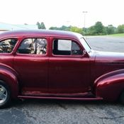 Classic 1940 chevy 2 door sedan for 1940 chevrolet 4 door sedan