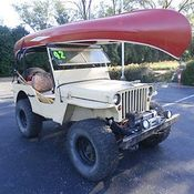 1942 FORD GPW ORIGINAL WW2 COMBAT JEEP     LOW RESERVE for sale