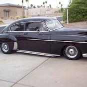 1949 chevy fleetline sedan hotrod streetrod custom for for 1949 chevy fleetline 2 door for sale