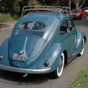 1952 Volkswagen Split window Rag top Frame off restoration No