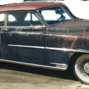 1954 Chrysler Windsor Deluxe Club Coupe For Sale Photos Technical Specifications Description