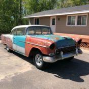 1956 Chevrolet BelAir*4 Door Sedan*Restoration*Clean Title