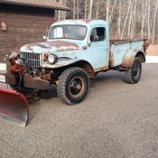 1955 dodge power wagon for sale in nürnberg, germany for sale1955 Dodge Power Wagon Base 38l For Sale #8