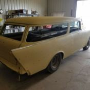 1957 Chevy Bel Air 4 Door Wagon for sale: photos, technical
