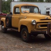 1957 International S-120 4X4 pickup for sale in Paramount