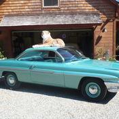 1961 pontiac VENTURA Bubbletop 421 Tri Power 2 speed 4 11