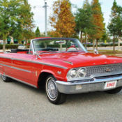 1963 Ford Galaxie 500 R Code 427 Muscle Car, Hot Rod, Ford