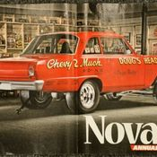DOUG THORLEY's 1964 CHEVROLET NOVA AF/X - *CHEVY 2 MUCH II - FAMOUS