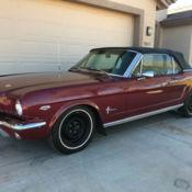 1964 Mustang Hipo