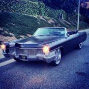 1965 Cadillac Convertible For Sale In Broken Arrow Oklahoma United