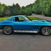1965 Corvette Stingray Coupe