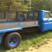 1965 gmc truck 4x4 classic for sale: photos, technical