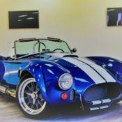 1965 Shelby Cobra 427 Replica * BRAND NEW Velocity Blue +