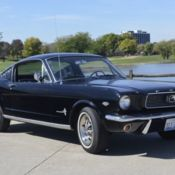 SHOW QUALITY 1966 MUSTANG FASTBACK GT (REAL) W/ HiPo K-CODE