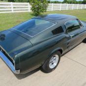 1967 FORD MUSTANG FASTBACK 390 S CODE 4 SPEED! MARTI! BULLITT CAR