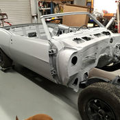 1969 69 Pontiac Firebird 400 4 Speed Project Car for sale in