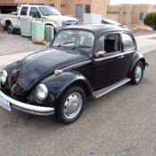 1968 Vw Bug So Many Possibilities Includes 4 Floor Pans
