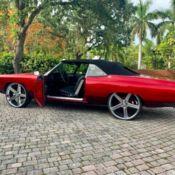 1972 chevrolet chevy impala convertible for sale: photos