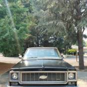 ONE OWNER 1973 Chevy Cheyenne Super 20 C20 Truck for sale: photos
