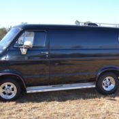 1976 Dodge Tradesman 200 SHORTY STREET VAN *RARE* for sale