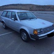 Fuel Economy of 1986 Ford Escort