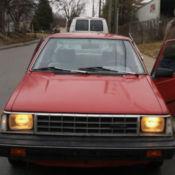 1988 Nissan Sentra Base Sedan 2-Door 1.6L for sale in ...