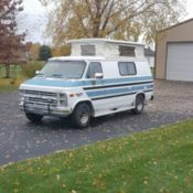 1964 CHEVY C30 KRAGER MOTORHOME CAMPER for sale: photos