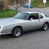 1985 Monte Carlo SS , Original Low Km' car for sale in Langley