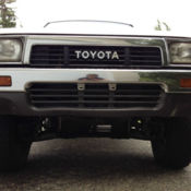 1990 Toyota Pickup for sale: photos, technical