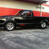1991 GMC SYCLONE PRO TOURING RESTOMOD for sale: photos