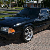 Mustang '92 LX Coupe 2jz Engine Swap for sale: photos