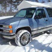 1994 chevy blazer manual transmission