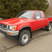 1994 Toyota Pickup DLX Extended Cab Pickup 2-Door 3 0L for