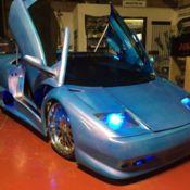 Lamborghini Diablo Vt Replica For Sale In La Mirada California