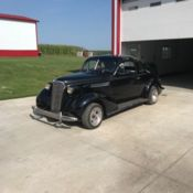 1932 Chevy Coupe With Rumble Seat For Sale In Perrysburg