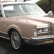 47k Original Miles Lincoln Town Car Grand Marquis Continental