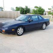 Nissan Silvia Type K's Turbo SR20DET two tone RARE JDM RHD NOT 240sx