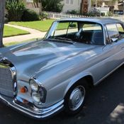 1964 mercedes benz 220se opera coupe complete for for 1965 mercedes benz 220se for sale