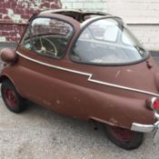 BMW isetta 300 micro car for sale: photos, technical specifications