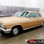 1968 Chevrolet Malibu, 307, Salvage Title, Repairable, Rebuildable