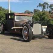 Ford Rat Rod Model T 1928 1926 Gasser Y block Hot rod SCTA