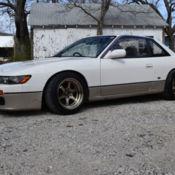 90 Nissan 240sx SR20 SR20DET turbo drift s13 silvia 180sx coupe no