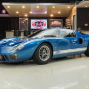 1965 Ford GT40 Superformance Mark 1 370 Miles Guardian Blue