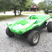 Volkswagen Dune Buggy with IRS Suspension Kit car Vw Similiar Style