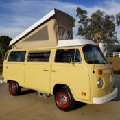 1978 VW Westfalia Camper Bus AUTOMATIC TRANSMISSION for sale: photos
