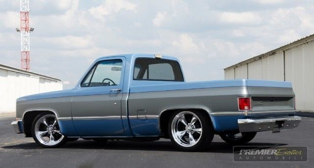 Used Chevy Silverado For Sale >> ** Silverado ** C10 ** Square Body ** Shop Truck ** Sierra ** for sale in Bowling Green ...